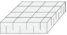 Double cut structural foam core