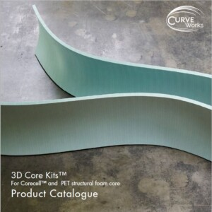 Front page 3D Core Kit catalogue